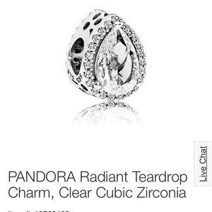 Gorgeous pandora charm